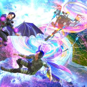 Fairy Yang & Devil Zing Fight