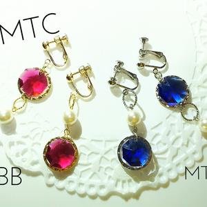 ヒプノシスマイク イメージイヤリング♡BB MTC
