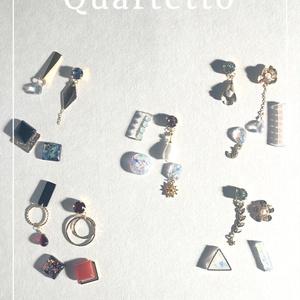 【FF15】イメージアクセサリー Quartetto