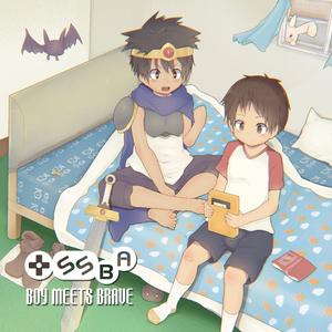 +SSBA - BOY MEETS BRAVE