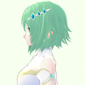 【VRoid】ショートボブMk-III【ヘアプリセット】