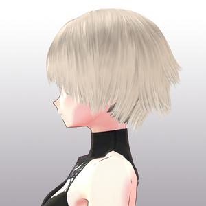 【VRoid】DL無料シャギーショートRealistic【ヘアプリセット】