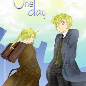 【鋼錬FA】One day