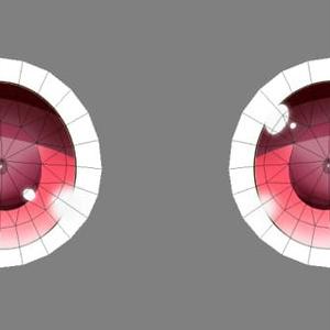 【無料版あり】【VRoid】瞳のテクスチャ