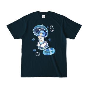 クラゲのリィファー オリジナルキャラTシャツ 【Factory発送】