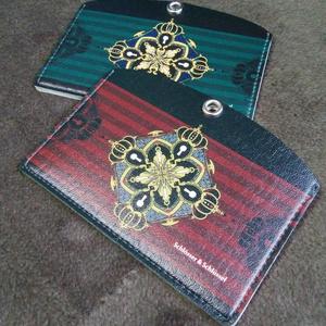 王冠鍵のパスケース