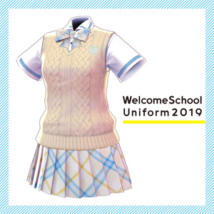 Welcome School Uniform 2019