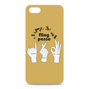 posse iphoneケース