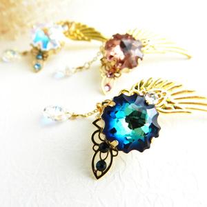 ―Jellyfish―海月星のイヤーカフ(全3色)