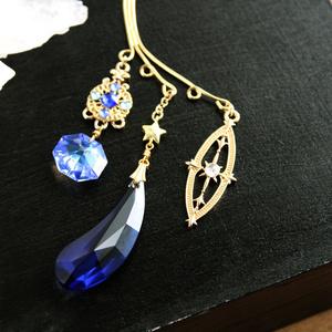 希少☆メテオール~流星~イヤーフック(Swarovski Crystal使用)