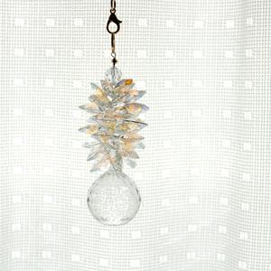 2way クラスターサンキャッチャー Swarovski crystal使用【受注制作】