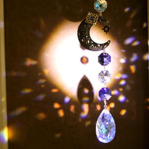 月光の雫サンキャッチャー ☆ Swarovski Crystal使用 [数量限定]