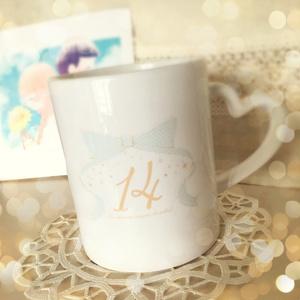 十カノ アリスのお茶会マグカップ