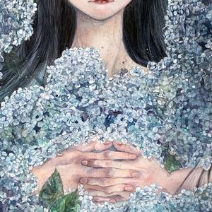原画「花の葬列」