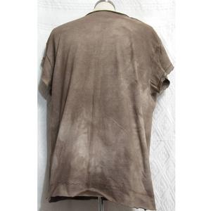 手染め一点もの「あの布の服」Lv2(黄系)ファンタジーシャツ(1-210、212)