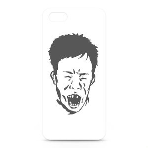 ヂーコ iPhoneケース - iPhone5