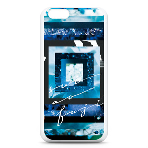 blue photo case
