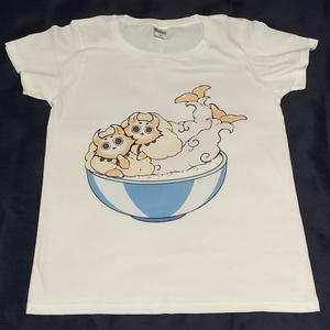 クーライ丼Tシャツ(2尾)