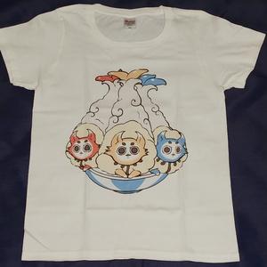 クーライ丼Tシャツ(3尾)