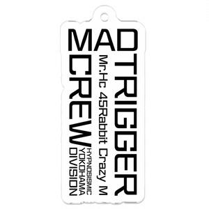 MAD TRIGGER CREW アクキー