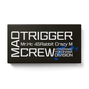 MAD TRIGGER CREW モバイルバッテリー