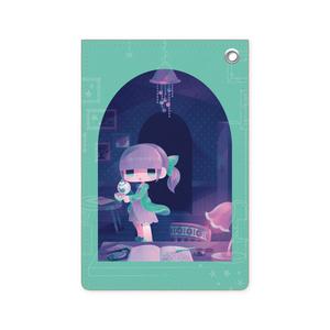 魔法の世界 - inside -パスケース