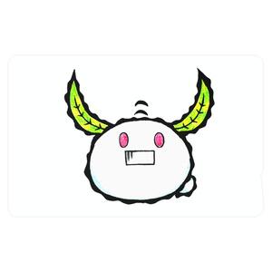 雪兎クロト/メンドウ(ICカードステッカー)