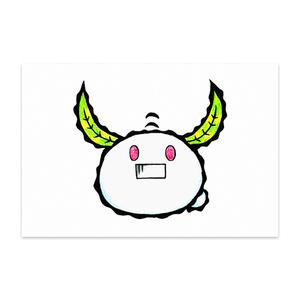 雪兎クロト/メンドウ(ポストカード)