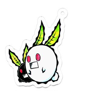 雪兎クロト/ソローリ(アクリルキーホルダー)