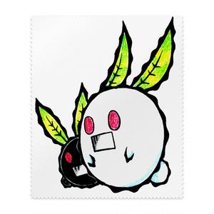 雪兎クロト/ソローリ(メガネ拭き)