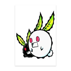 雪兎クロト/ソローリ(ポストカード)