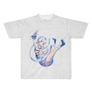 Shaclo -シャーロ- フルグラフィックTシャツ