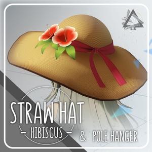 【3Dモデル】StrawHat v1.0.0