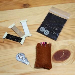 【オーダー作品】引き出しタイプの裁縫セット
