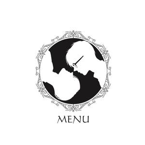 """6月氷奏15 無配アクセサリー本 """"menu"""""""