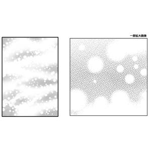 少女漫画トーン素材集◇1
