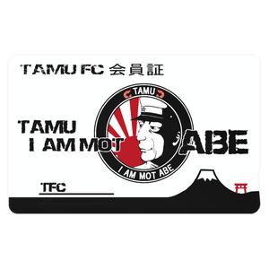 TAMU会員証(富士山)ICカードステッカー