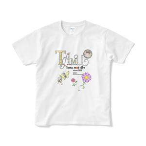 TAMU/Tシャツ(ウヨ子デザイン)