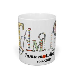 TAMUマグカップ(ウヨ子デザイン)