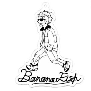 BANANAFISH ショーターアクキー