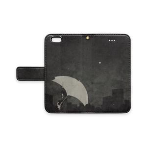 手帳型iPhoneケース(iPhone 6 / 6s)