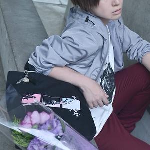 【作家:ミネ】黒春トートバック