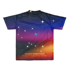 レインボーTシャツ 両面印刷