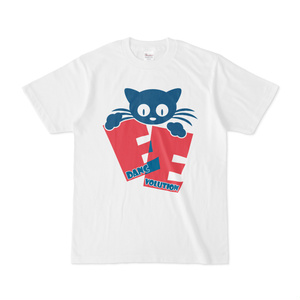 Bigロゴ 白Tシャツ
