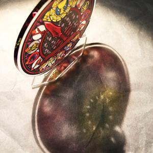 クー・フーリン[オルタ] ステンドグラス風アクリルキーホルダー