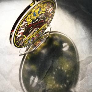 エミヤ[オルタ] ステンドグラス風アクリルキーホルダー