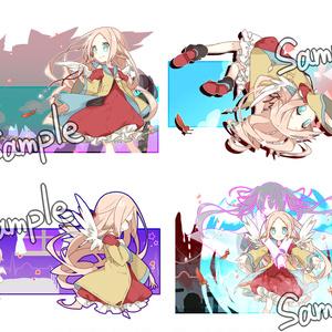 【受付終了】定期更新ゲーム戦闘演出向けカットインコミッション