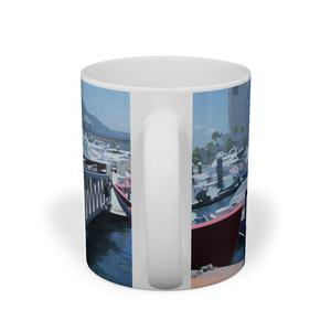 マグカップ/港