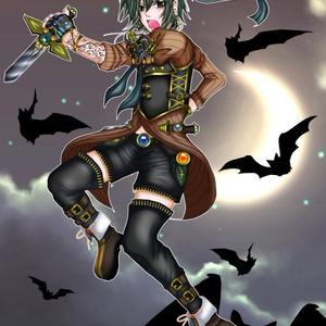 証-AKASI-画集  fantasia-ファンタジア-