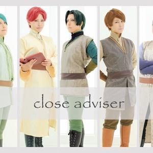*本好きの下剋上*主従本『close adviser』